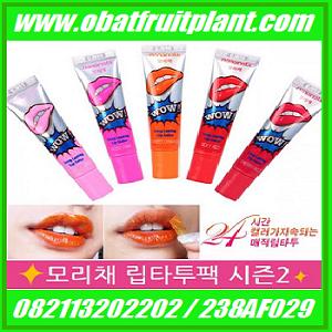 MONOMOLA WOW LIPS TATTO [082113202202] Pemerah Bibir Permanen
