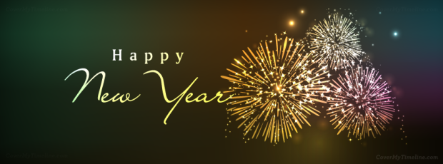 Happy New Year 2016 Facebook Cover Images to Download Free
