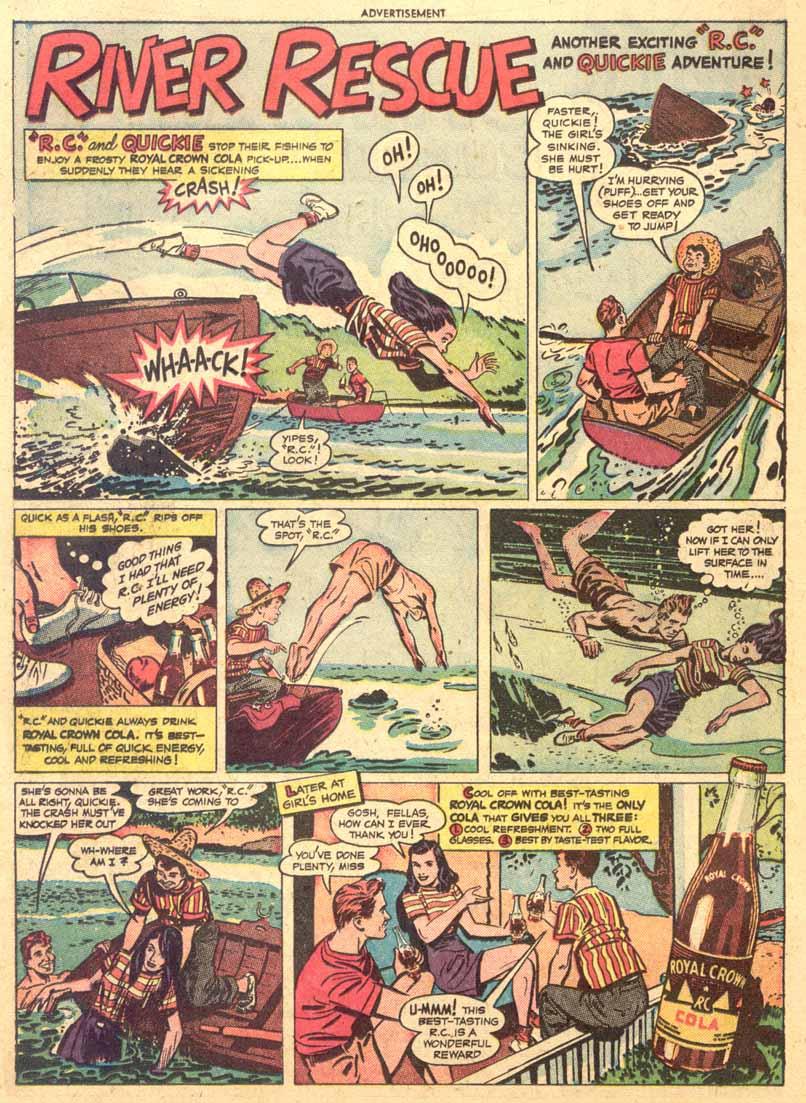 Read online Detective Comics (1937) comic -  Issue #149 - 38