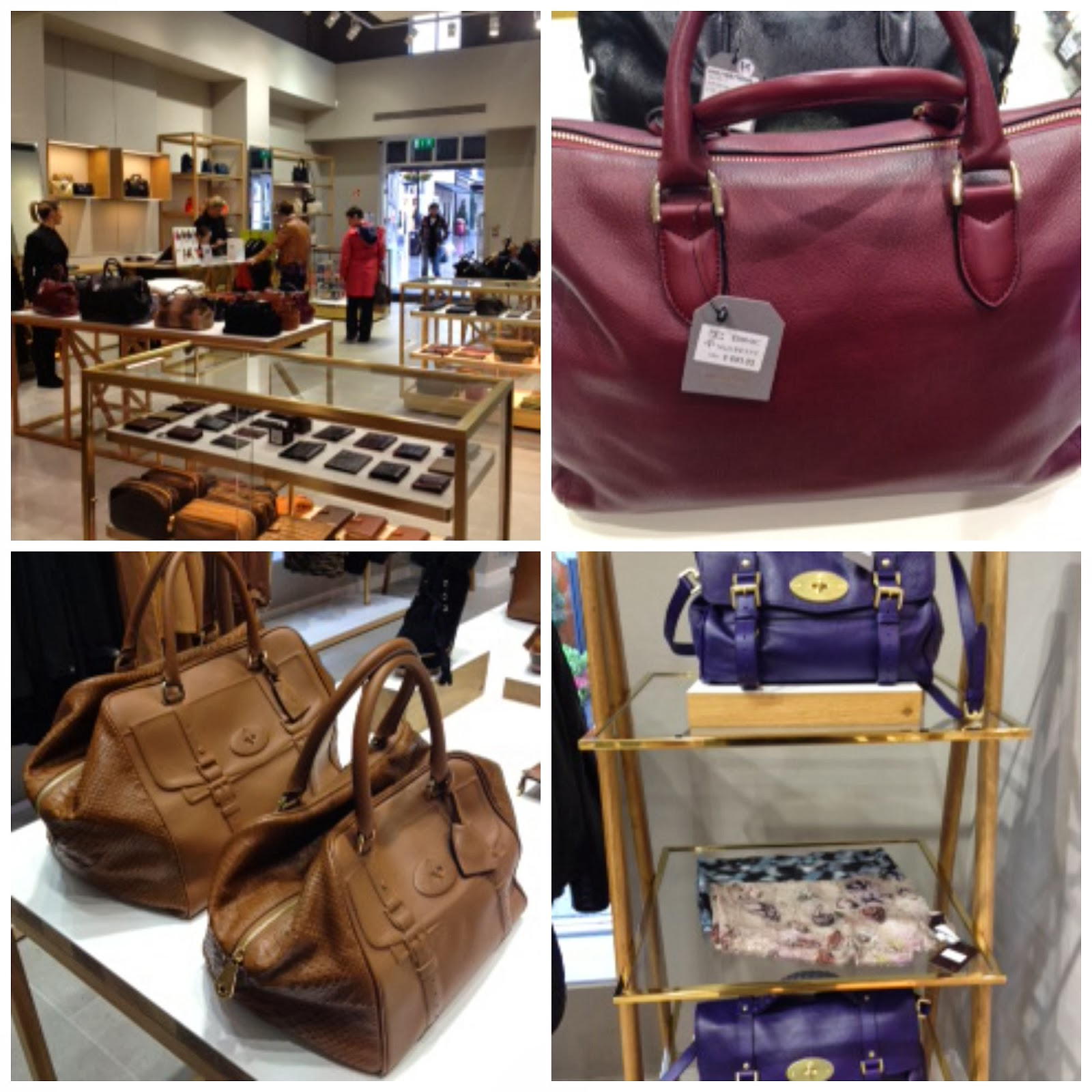 So The This Has More Than Just Handbags It S Got Clothes Accessories Shoes Luggage And Purses As Well A Great Selection Of Mulberry Favourites