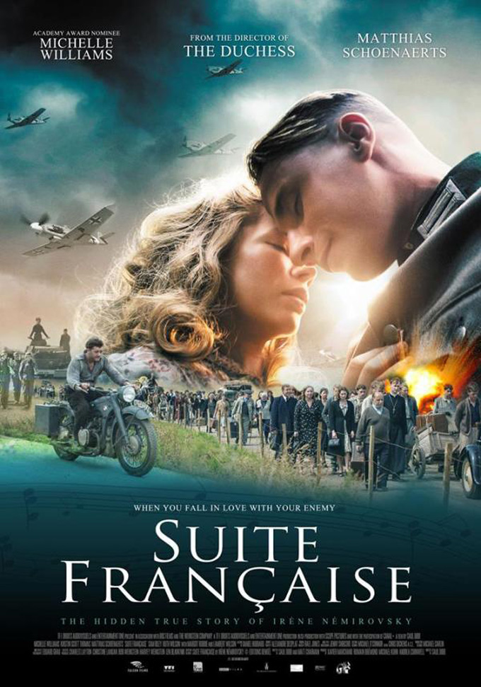 Suite Francesa – Legendado (2014)