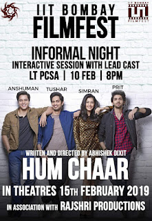 Hum Chaar 2019 Full Movie Free Download Camrip