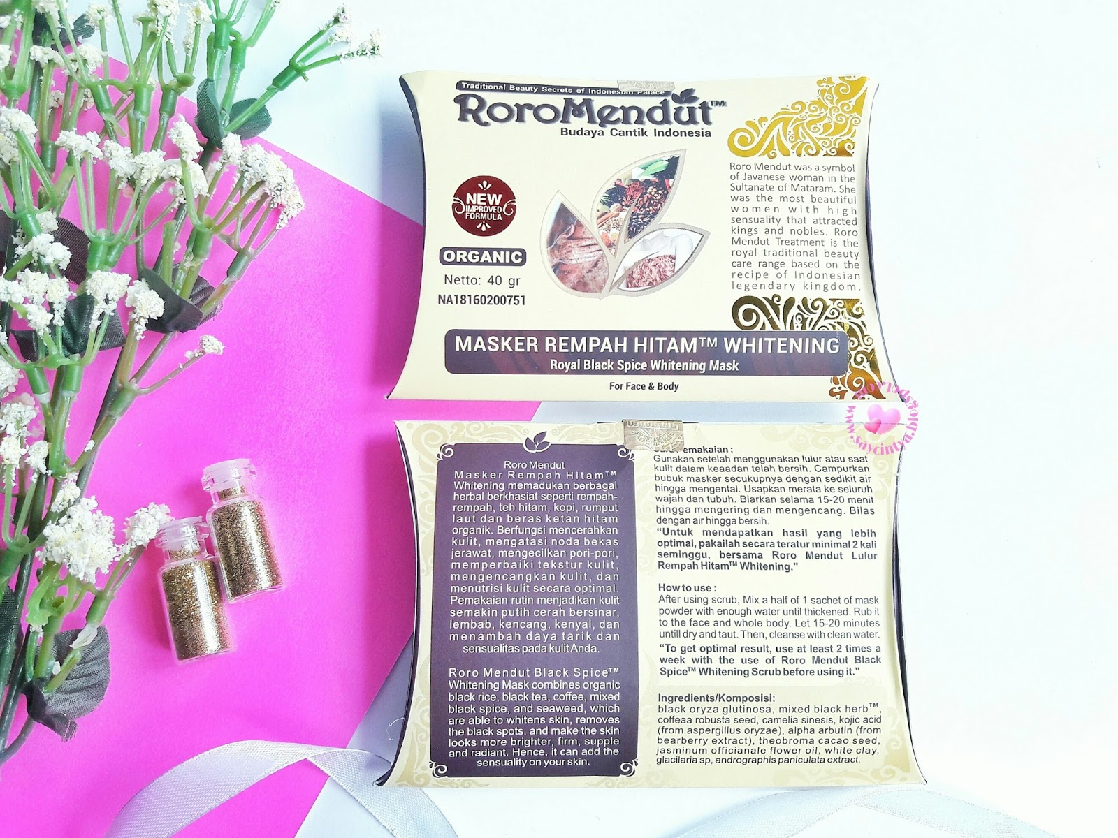 Cintyas Beauty Blog Indonesian Blogger Review Roro Kopi Robusta By Yoen Iskan Akumandiri Nah Setelah Overview Singkat Mengenai Produk Mendut Di Atas Jadi Yakin Ya Kalau Lulur Dan Masker Pemutih Wajah Ini Aman Bukan Abal