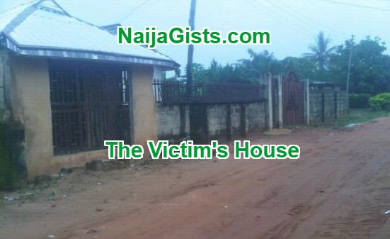 man kills in law benin city