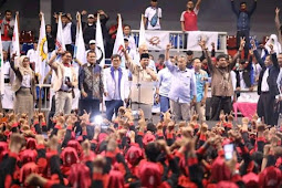 Prabowo: Indonesia Elit Gagal