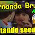 Fernanda Brum em video antigo aparece CANTANDO MUSICA SECULAR