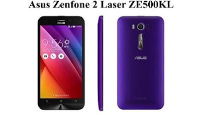 Harga Asus Zenfone 2 Laser ZE500KL baru, Harga Asus Zenfone 2 Laser ZE500KL bekas, Spesifikasi Asus Zenfone 2 Laser ZE500KL