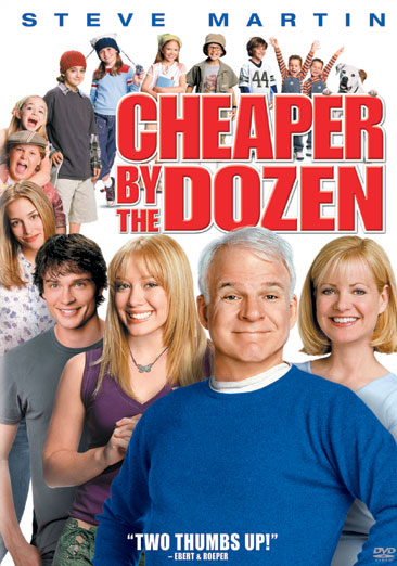 Watch Cheaper by the Dozen movie 2003