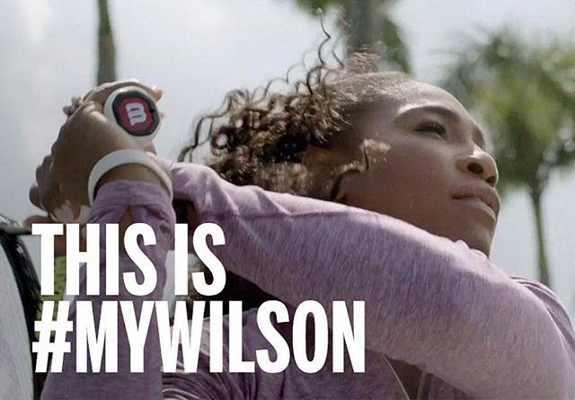 Serena y Federer protagonizan lo último de Wilson