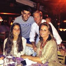 Alvaro Morata Family Wife Son Daughter Father Mother Age Height Biography Profile Wedding Photos