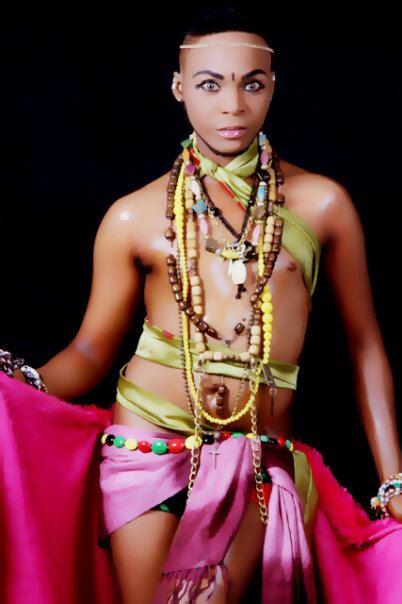 Nigerian Shemale 31