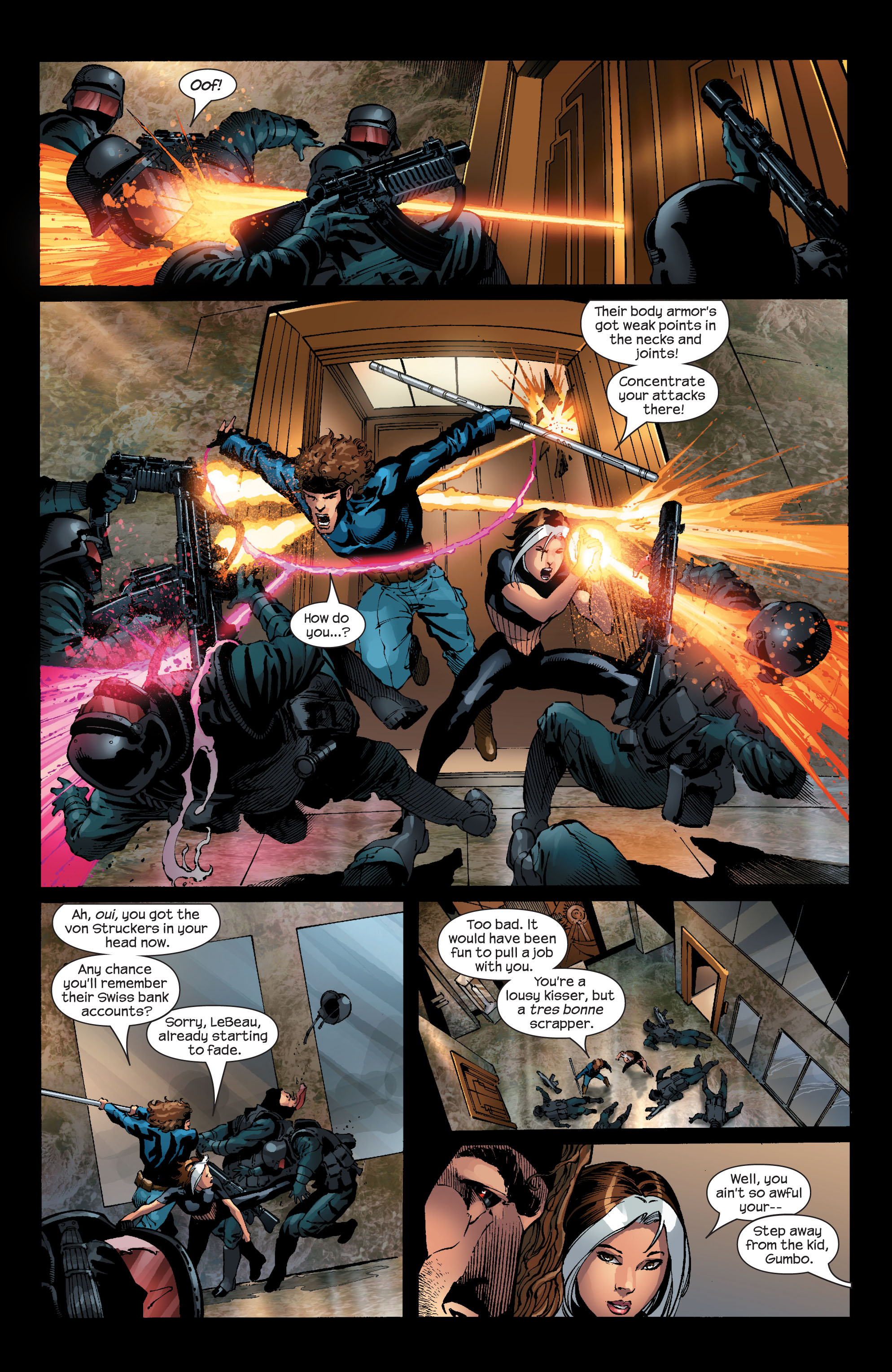Read online Ultimate X-Men comic -  Issue #52 - 24