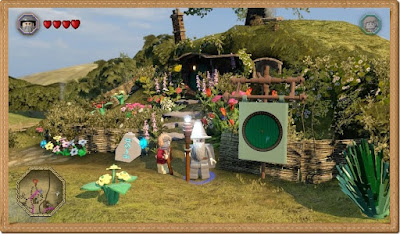 LEGO The Hobbit PC Games Gameplay