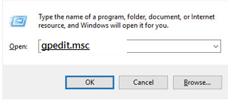 Mengatasi auto update windows 10