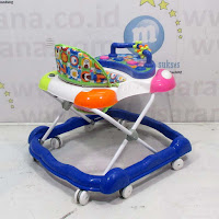 baby walker royal safari