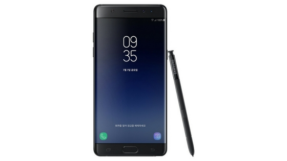 Refurbished Samsung Galaxy Note 7 goes back on sale as Fan Edition