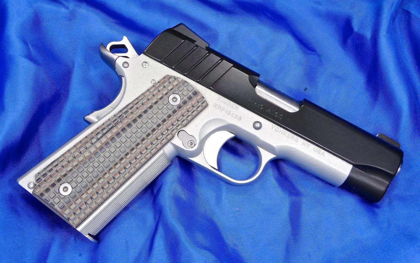 Average Joe's Handgun Reviews: VZ Grips A Serious Upgrade For Your