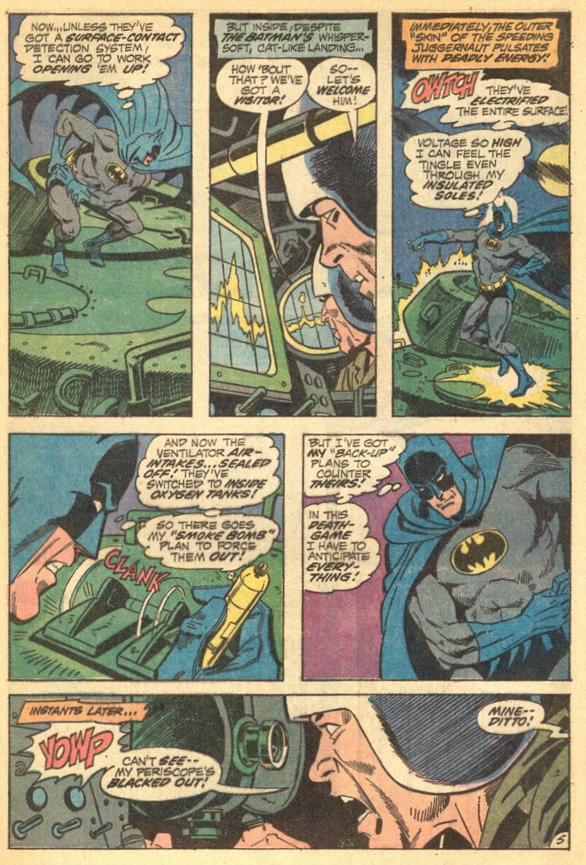 Detective Comics (1937) 423 Page 6