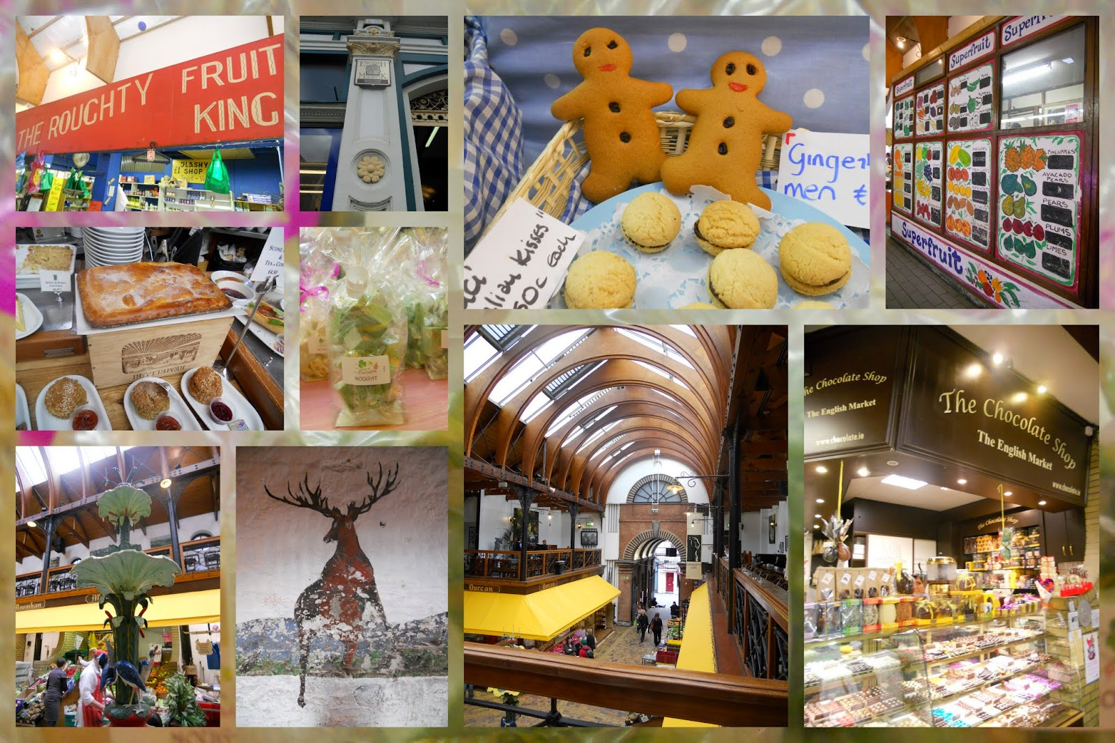 The Best Food Market in Ireland: The English Market in Cork
