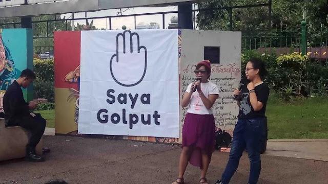 Video Ma'ruf Amin Habisi Ahok, Ahoker Disebut Bakal Golput