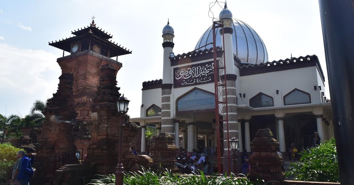 Sejarah Dan Keunikan Masjid Menara Kudus