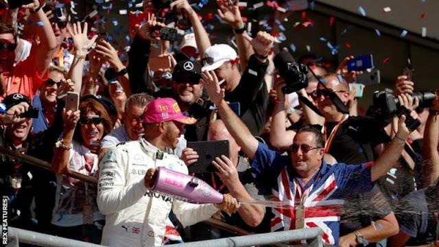 Bagaimana Lewis Hamilton Naik Ke Tingkat Yang Lain
