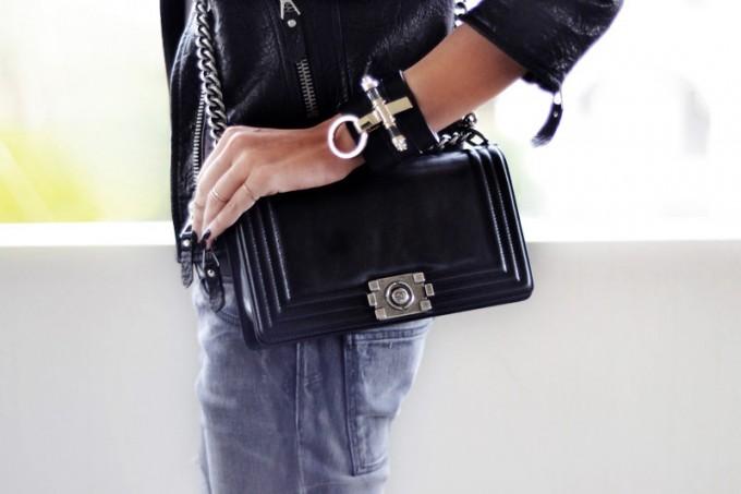 a93dfa2c3e768 ... Givenchy Obsedia: Low Key Undone: Givenchy Obsedia Cuff
