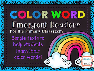 https://www.teacherspayteachers.com/Product/Color-Word-Emergent-Readers-1675849