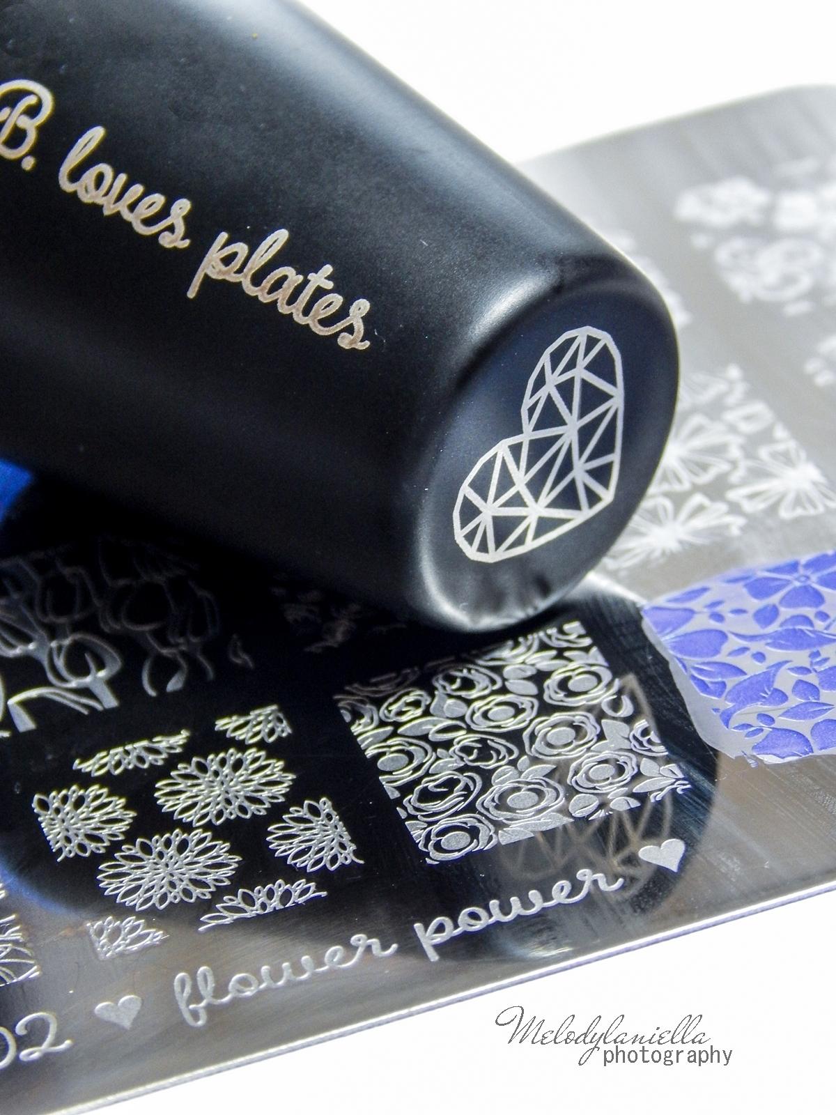 _3 nagłówek stemplowanie paznokci jak stemplować paznokcie produkty płytki lakiery do stemplowania b loves plates