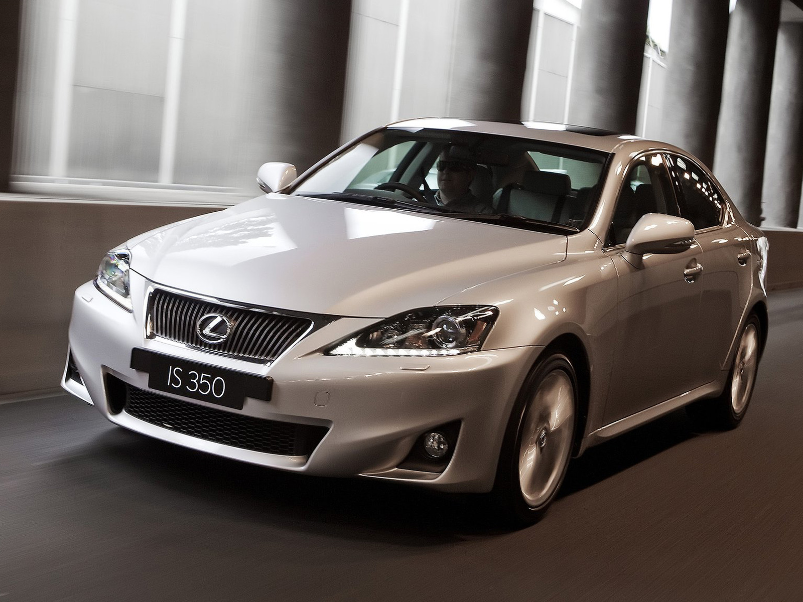 Download Gambar Mobil LEXUS IS 350 (2011