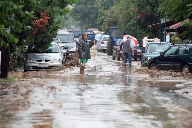Πελοποννησιακό αντάμωμα στην Ελευσίνα με συμπαράσταση στους πλημμυροπαθείς της Μάνδρας