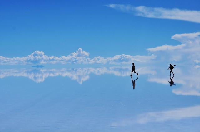 Salt Lake Uyuni (bolivia)