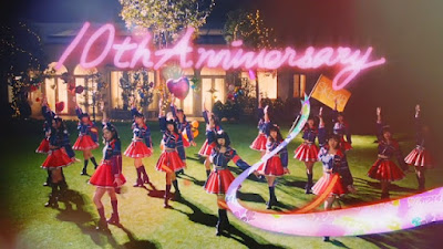SKE48 released 'Muishiki no Iro' MV, their 22nd single
