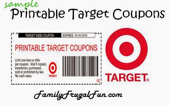 Target coupon code december 2018
