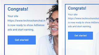 How To get Approved Adsense Account for Blogger