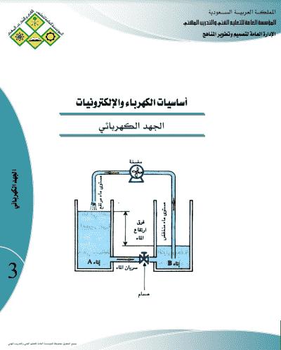 الجهد الكهربائي pdf
