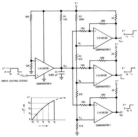 lm139 measure delay generator