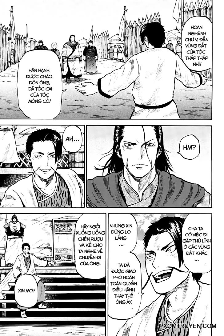 Horizon (okada takuya) chap 31 trang 3