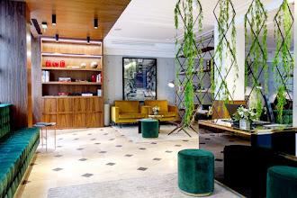 Mes Adresses : Hôtel Parister, le corps et l'esprit pour un lieu de vie résolument contemporain - Paris 9