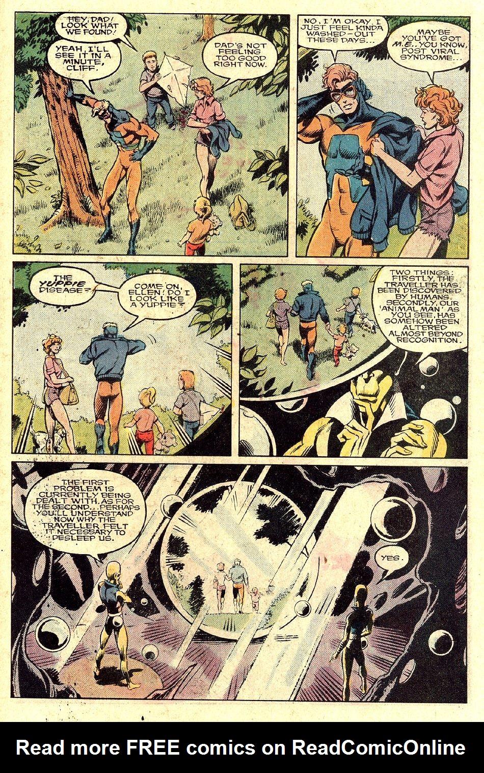 Read online Secret Origins (1986) comic -  Issue #39 - 7