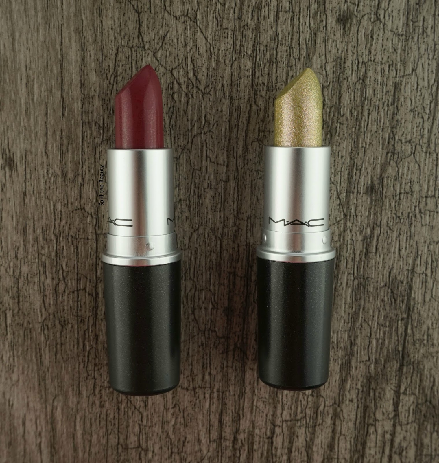 MAC it's a strike collection review swatches liquid lurex babes and balls
