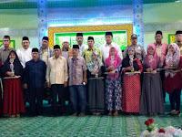 Bupati Asahan Tutup Festival Nasyid