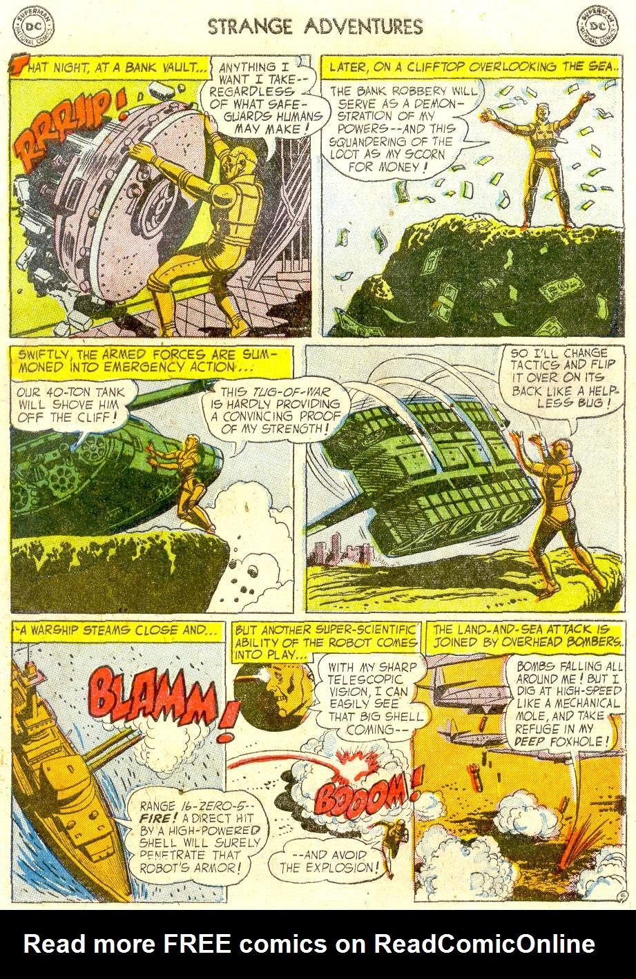 Strange Adventures (1950) issue 54 - Page 29