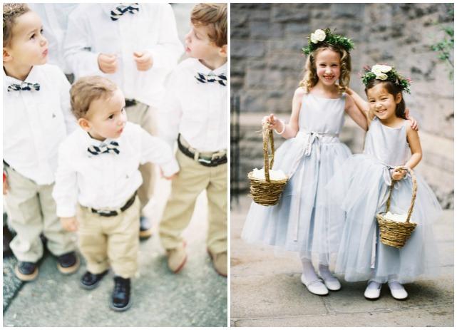 9e51d8ff3 Los más pequeños de la boda