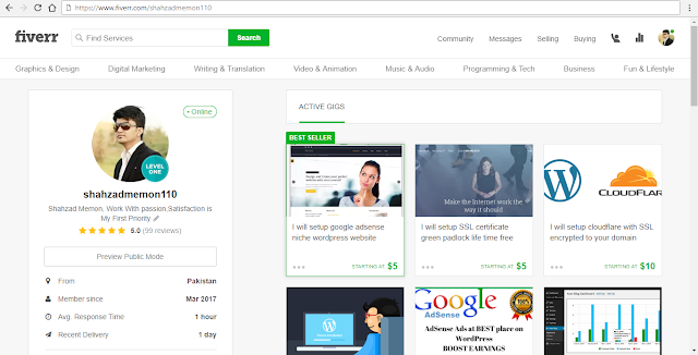 fiverr review 2018