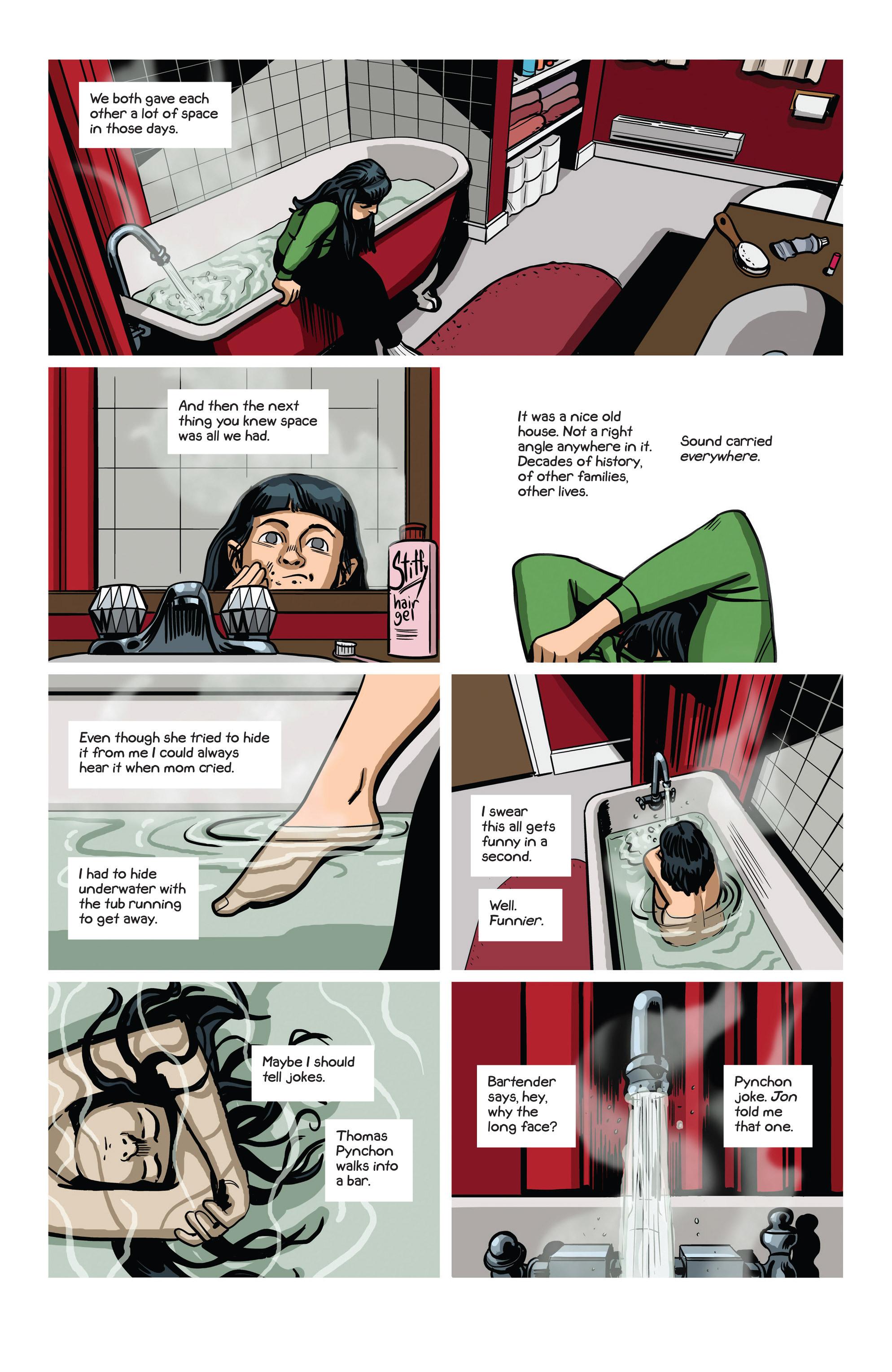 Read online Sex Criminals comic -  Issue # _TPB 1 - 11