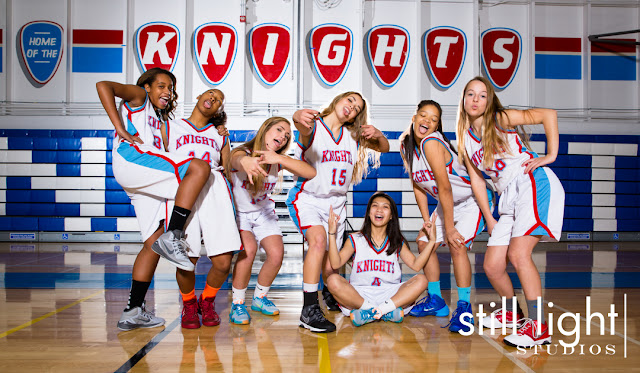 fridays girls basketball team - 640×373