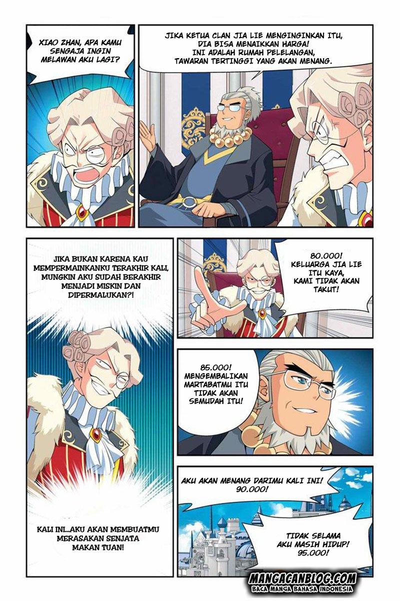 Battle Through the Heavens Chapter 13-36