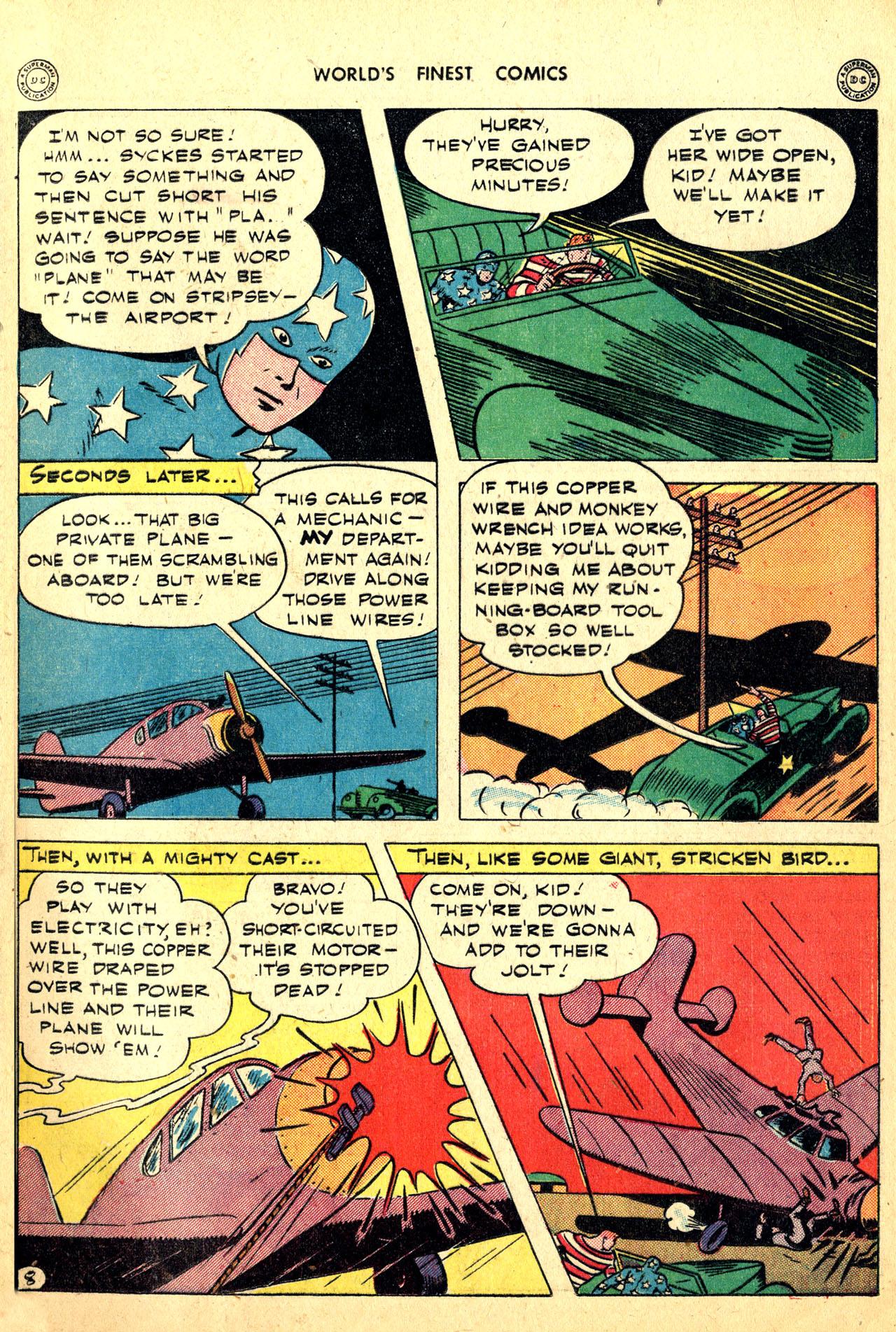 Read online World's Finest Comics comic -  Issue #18 - 23