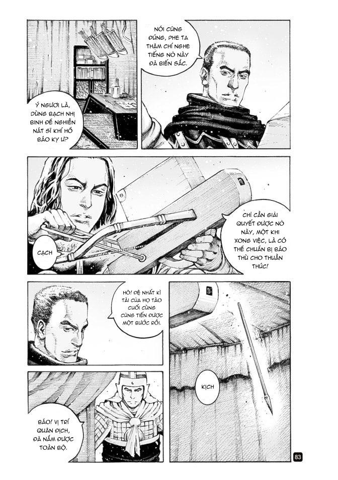 Hỏa phụng liêu nguyên Chương 516: Vụ trung thần tướng trang 5
